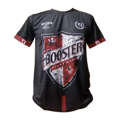 T-shirt Booster Vintage shield