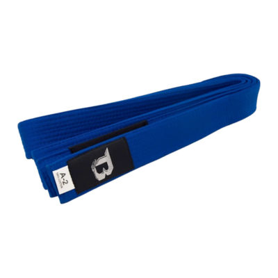 BJJ Belts Blauw
