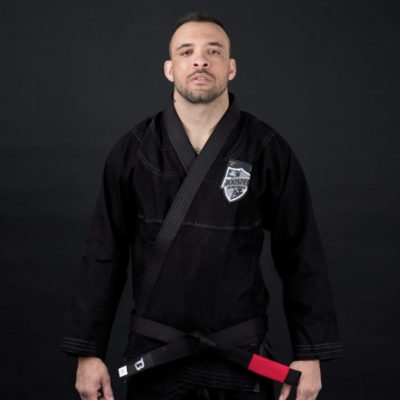 BJJ Pro shield Zwart