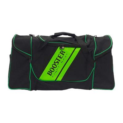 Booster team duffel bag Zwart/Groen