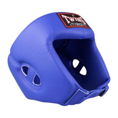 Twins wedstrijd hoofdbeschermer HGL 4 Blauw