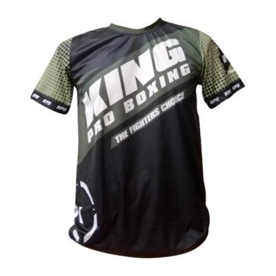 T-shirt Booster Star Vintage Kaki